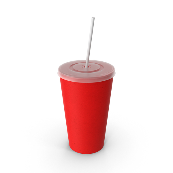 Red Drink Cup PNG & PSD Images