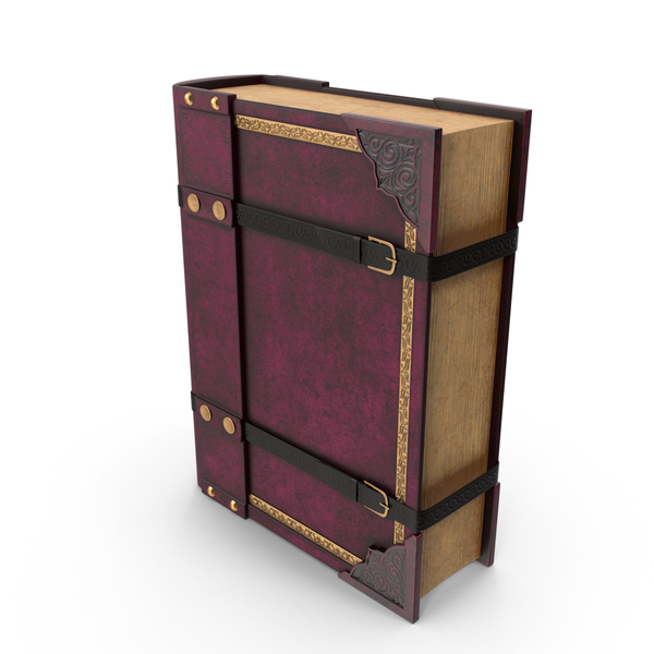 Red Leather Book PNG & PSD Images
