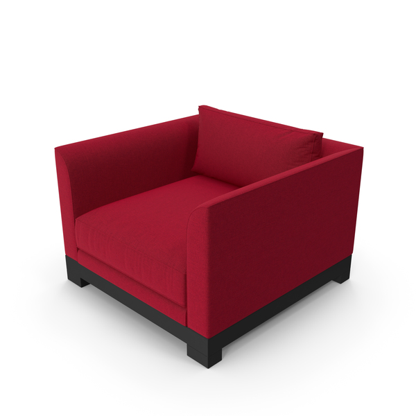 Red Modern  Chair PNG & PSD Images