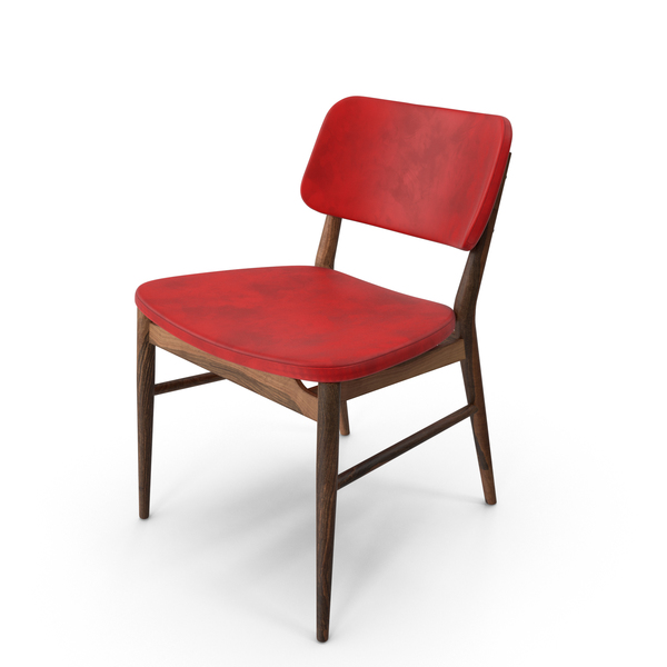 Red Nissa Chair PNG & PSD Images