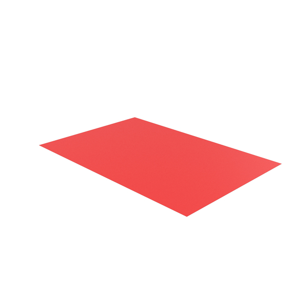 Red Paper PNG & PSD Images