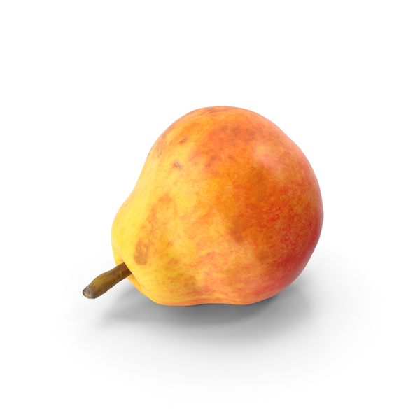 Red Pear PNG & PSD Images