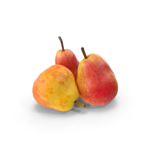 Red Pears PNG & PSD Images