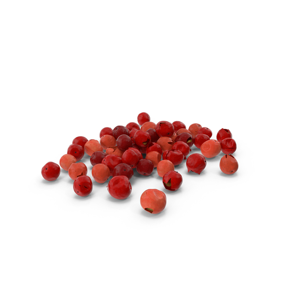 Red Peppercorns PNG & PSD Images