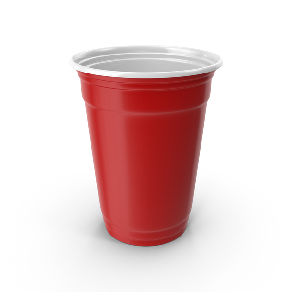 Red Plastic Cup PNG & PSD Images