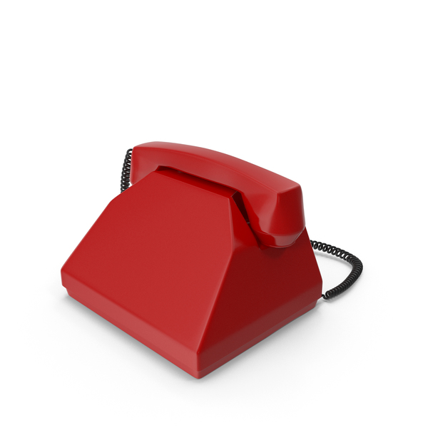 Rotary: Red Special Phone PNG & PSD Images