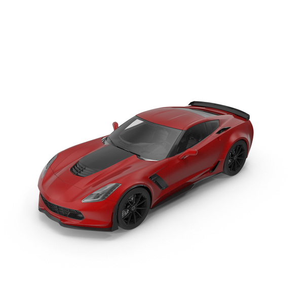 Red Sports Car PNG & PSD Images