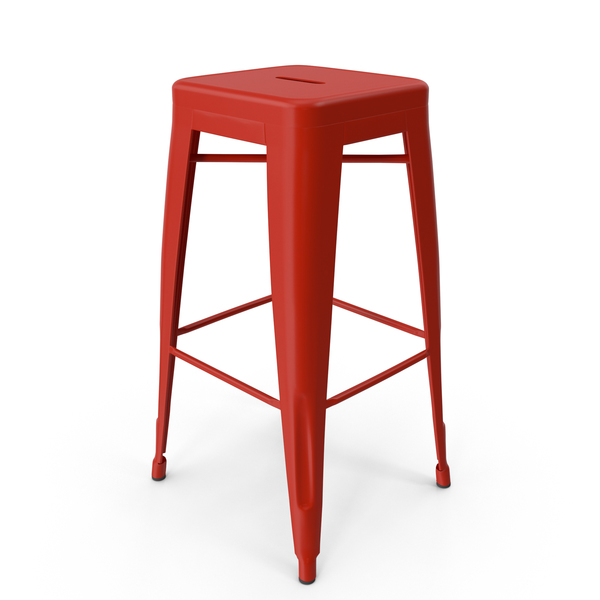 Red Stool PNG & PSD Images