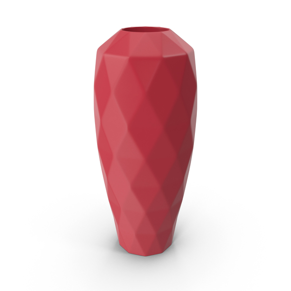 Red Vase PNG & PSD Images