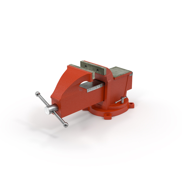 Red Vise Object