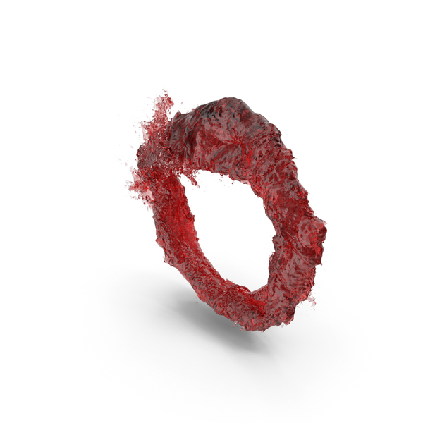 Red Water Ring PNG & PSD Images