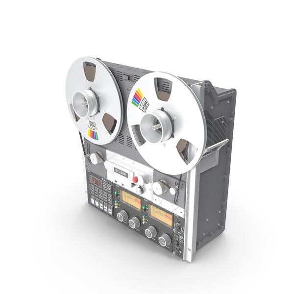 Reel tape recorder STUDER A810 PNG & PSD Images