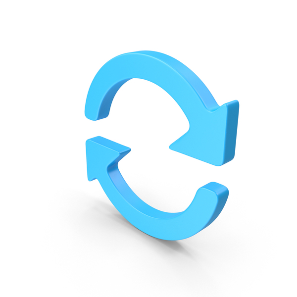 Computer: Refresh Web Icon PNG & PSD Images