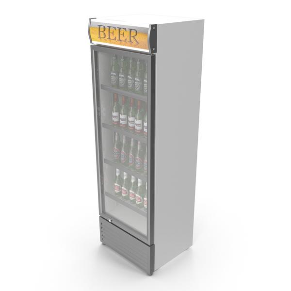 Beverage Fridge: Refrigerator Beer PNG & PSD Images