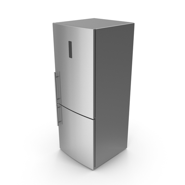 Refrigerator Gray PNG & PSD Images