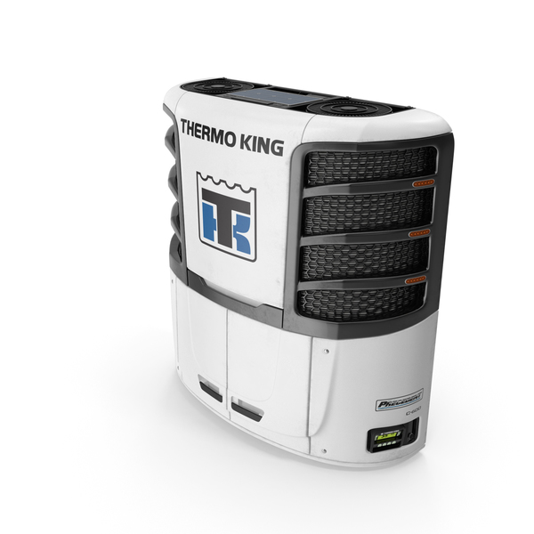 Refrigerator Thermo King C600 PNG & PSD Images