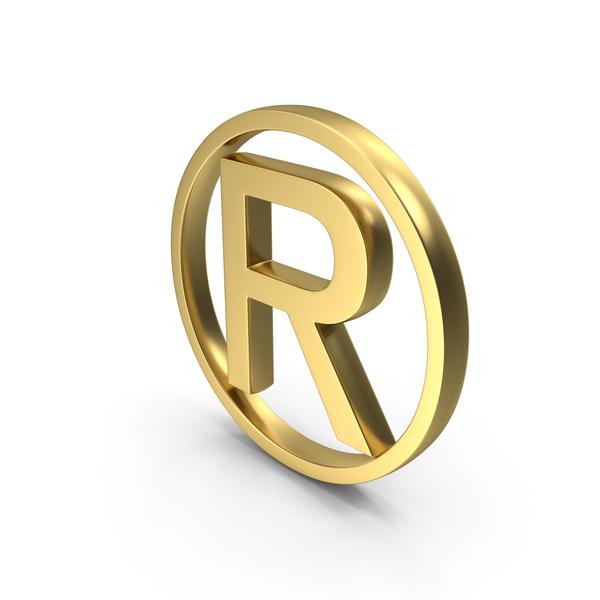 Register R Symbol Logo Icon PNG & PSD Images