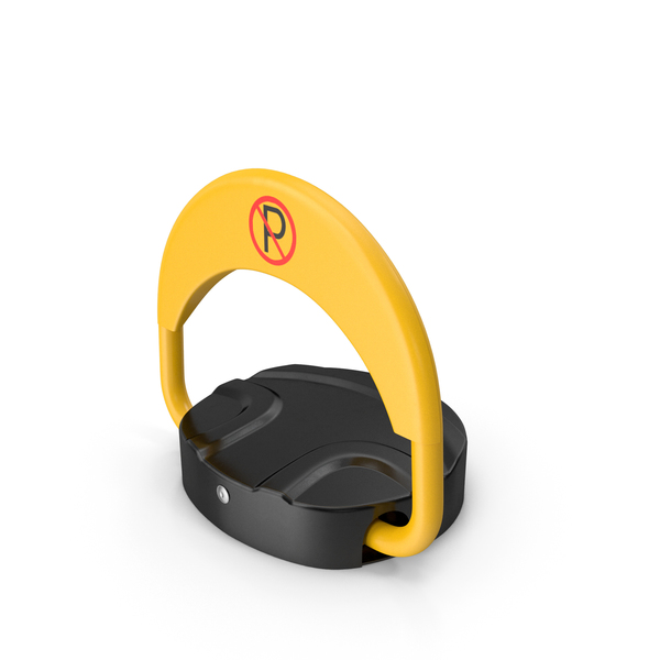 Remote Control Parking Lock Barrier PNG & PSD Images