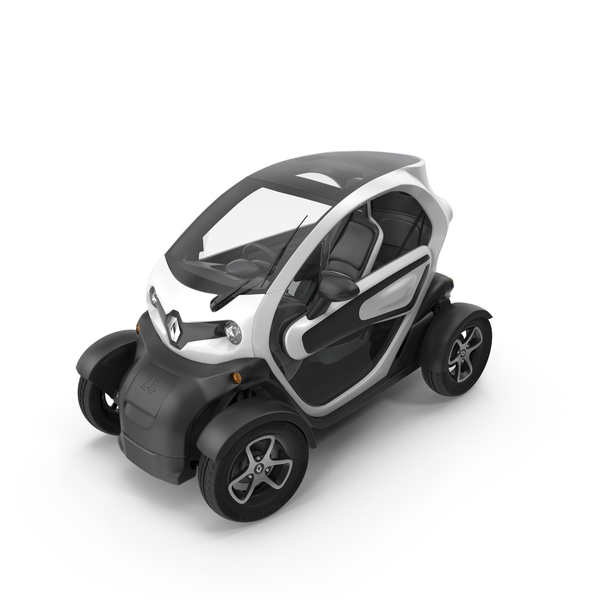 Car: Renault Twizy Object