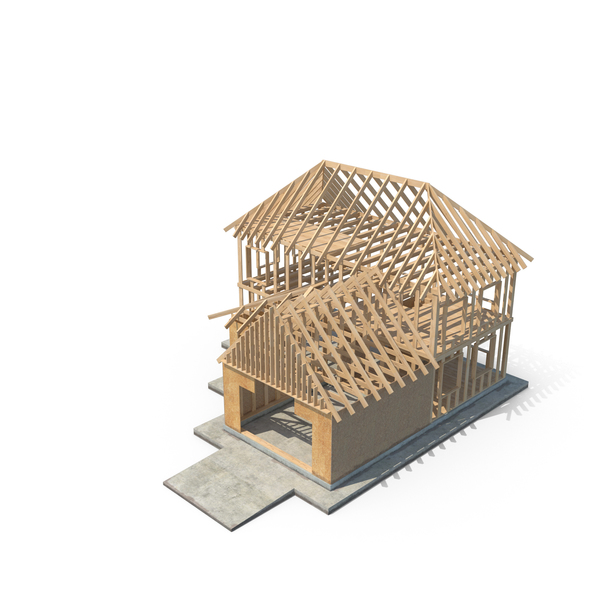 Residential House Construction Object
