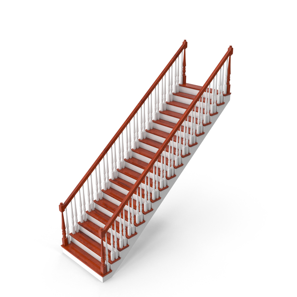 Residential Staircase Object