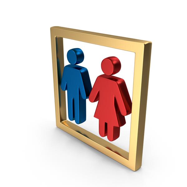 Restroom Symbol Logo Icon PNG & PSD Images