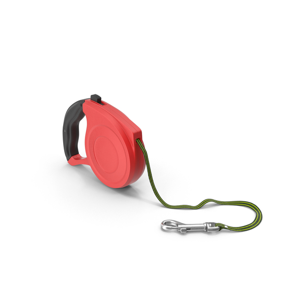 Retractable Dog Leash PNG & PSD Images