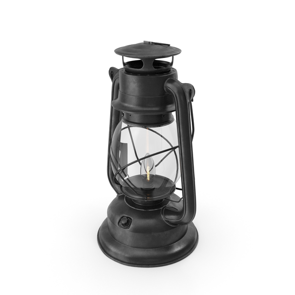 Retro Lantern PNG & PSD Images