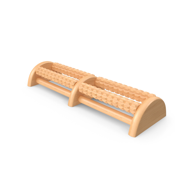 Retro Massage Roller Feet PNG & PSD Images