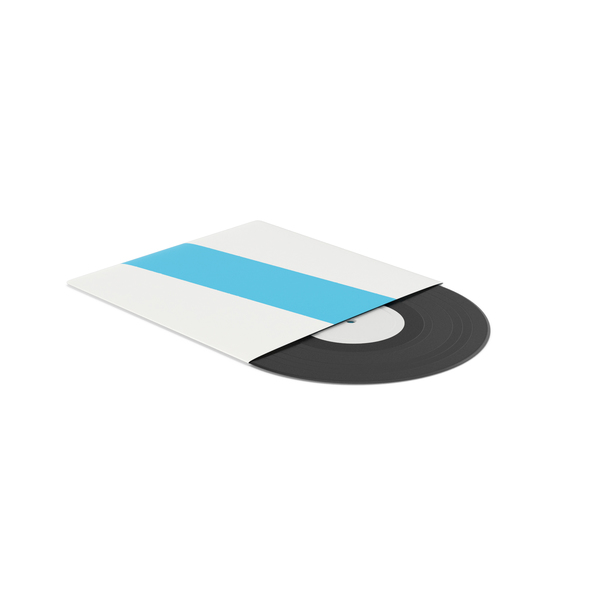 Retro Record Vinyl PNG & PSD Images