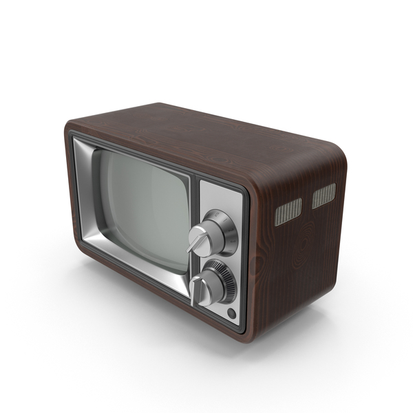 Retro Television PNG & PSD Images