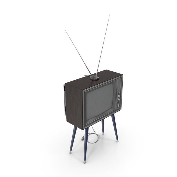 Retro TV Sharp IER-C7 PNG & PSD Images