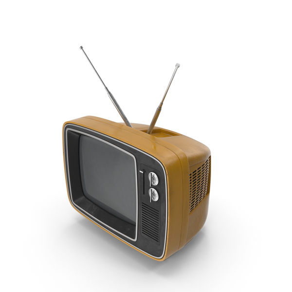 Retro TV PNG & PSD Images