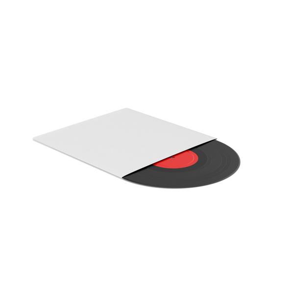 Retro Vinyl Record PNG & PSD Images