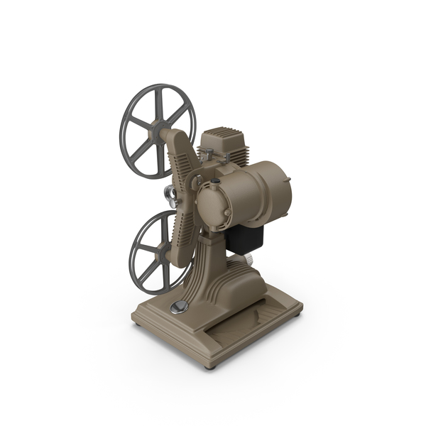 Revere Film Projector Object