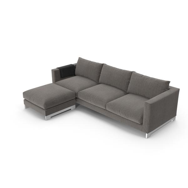 Reversi Sofa Molteni & C PNG & PSD Images