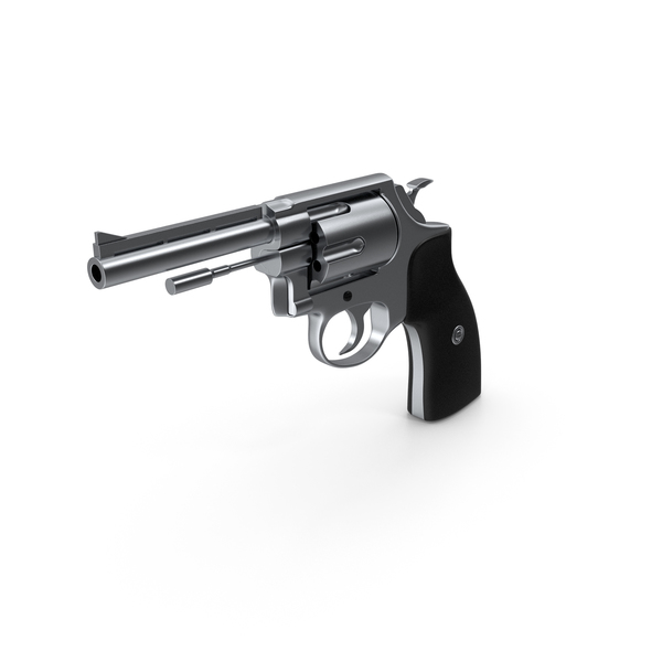 Revolver Classic PNG & PSD Images