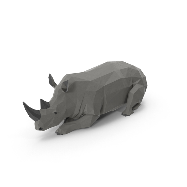 Rhinoceros PNG & PSD Images