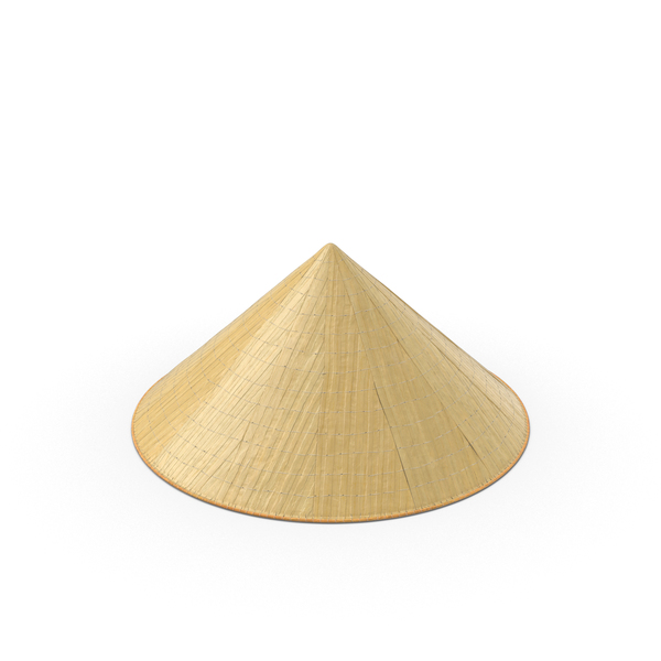 Rice Hat Object