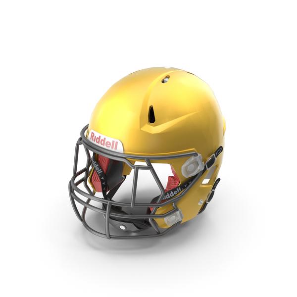 Riddell 360 Football Helmet PNG & PSD Images