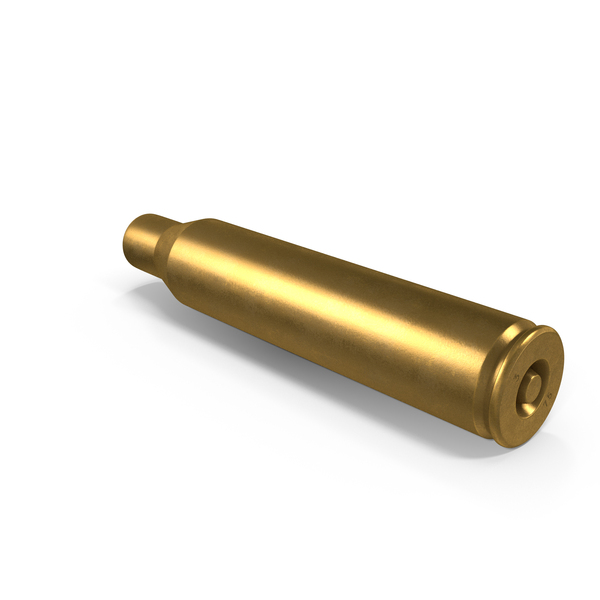 Rifle Ammo Casing PNG & PSD Images