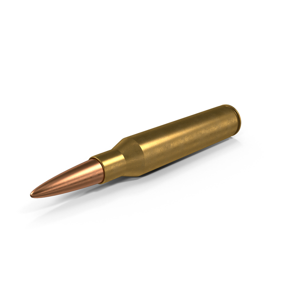 Rifle Bullet Cartridge PNG & PSD Images