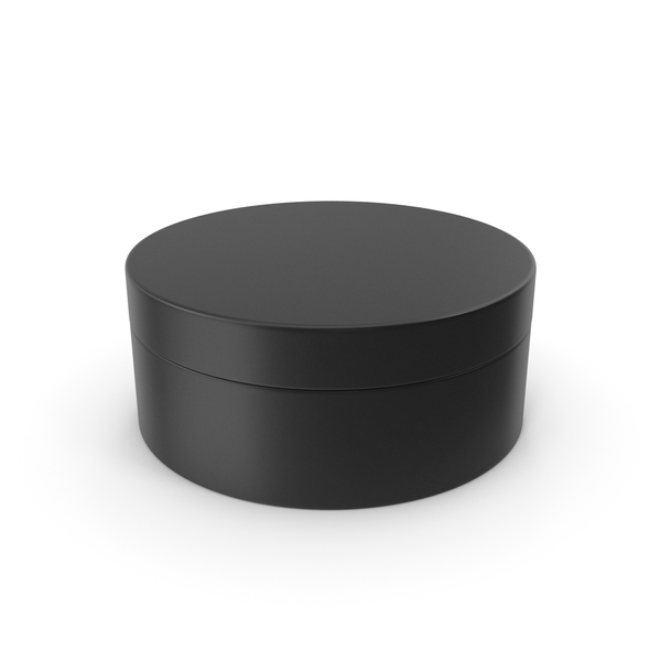 Jewelry: Ring Box Black PNG & PSD Images