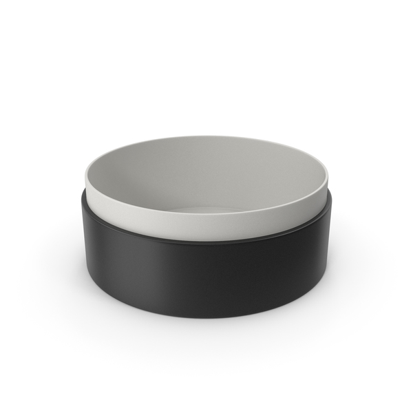 Jewelry: Ring Box No Cap Black PNG & PSD Images