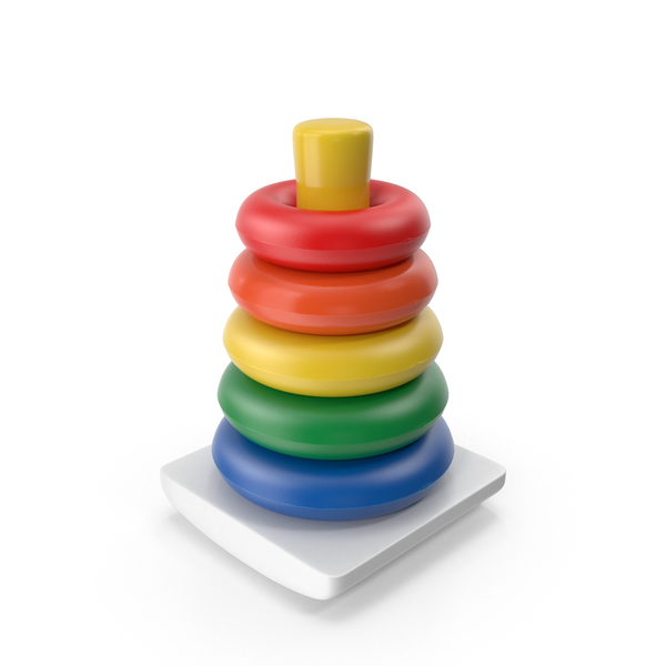 Stacker: Ring Tower Game PNG & PSD Images