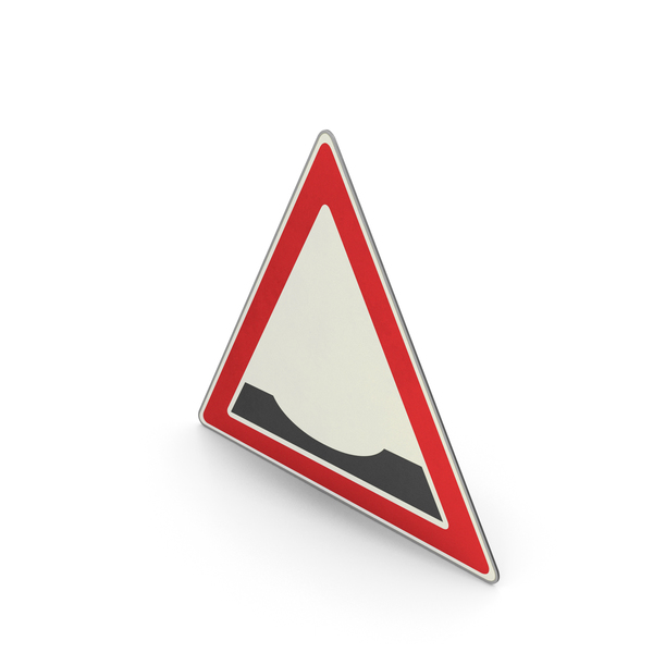 Road Sign Dip PNG & PSD Images