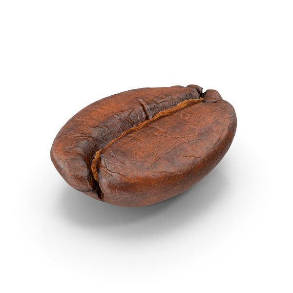 Roasted Coffee Bean PNG & PSD Images
