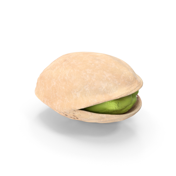 Nut: Roasted Opened Pistachio PNG & PSD Images