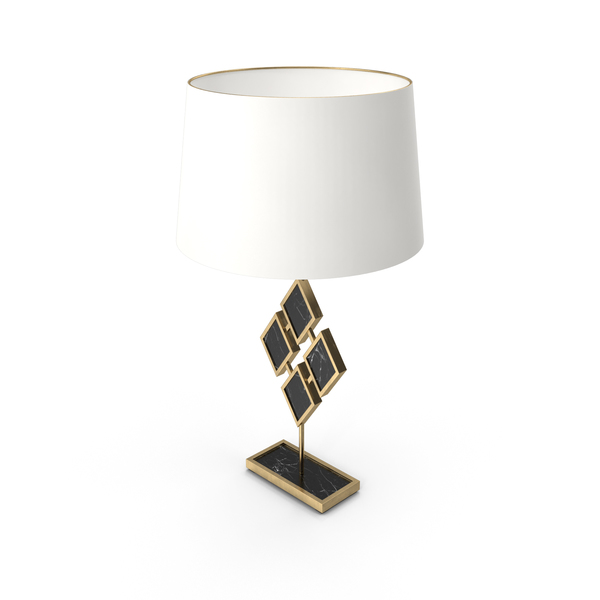 Robert Abbey Lighting Edward Table Lamp PNG & PSD Images