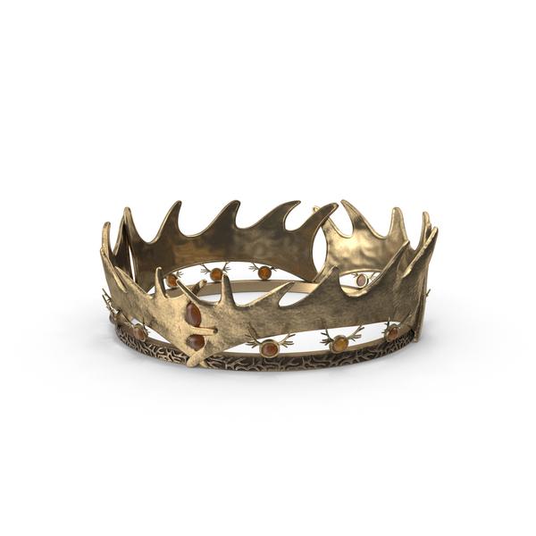 Royal: Robert Baratheon Crown PNG & PSD Images